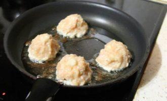 Мясные шарики с грибами