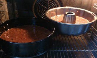 """Миндально-шоколадный торт с вишней """"С любовью"""""""