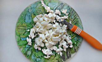 Пшенная запеканка с овощной начинкой