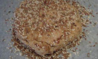 Печенье-крекеры со специями