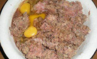 Мясной террин с куриной печенью