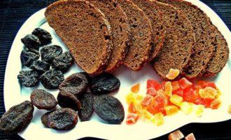 Латышский хлебный суп
