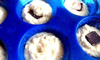 Сырники в духовке с шоколадом