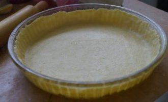 Лимонный тарт со швейцарской меренгой и лимонными чипсами