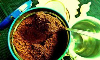 Пикантный кофе с чесноком