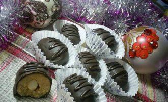 """Испанские шоколадные конфеты """"Катаниас"""""""