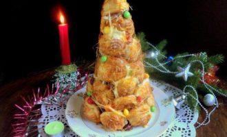 Крокенбуш новогодний