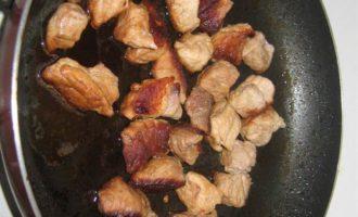 Тушенная картошка по-свекровски