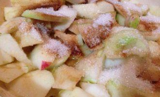 """Яблочный пирог """"Здравствуй, осень"""""""