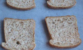 Горячий бутерброд с тунцом и копченым сыром