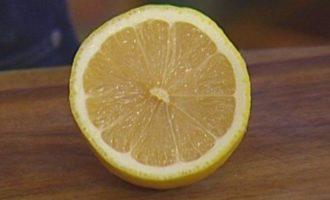 Лимонная кассата с миндалем и фисташками