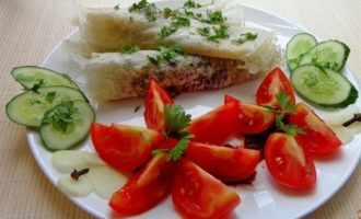 Тесто брик и изделия из него