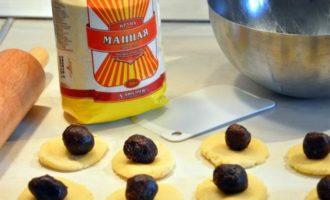 """Арабское печенье """"Маамуль"""""""