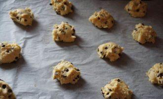 Классическое американское печенье с шоколадом