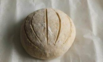 Деревенский ржаной хлеб