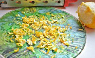 Бискотти с лавандой, цедрой лимона и миндалем