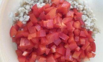 Ячменный салат