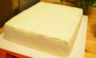 Тирамису с творожным кремом и миндальным печеньем