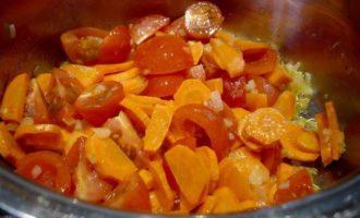 Филе палтуса с соусом из моркови и кориандра