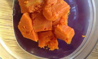 Пряный тыквенно-апельсиновый кекс, ленивый