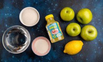 Яблочный домашний мармелад