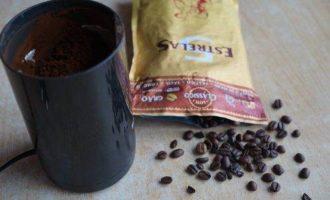Кофе с гоголем-моголем
