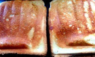 Бутерброды с крабовой начинкой
