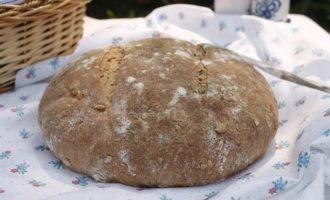 Мультизлаковый зерновой хлеб