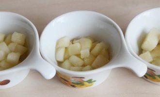 Яблочный крем-брюле