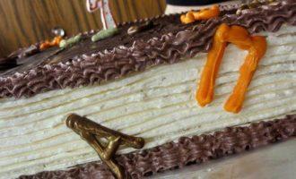 """Торт """"Азбука"""""""