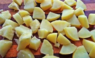 Датский картофельный салат