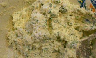 Зеленые сырники