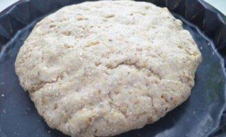 Ирландский содовый хлеб с пармезаном и грецкими орехами