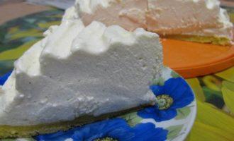 Воздушный десерт