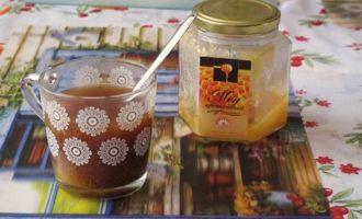 Кекс медовый на квасе
