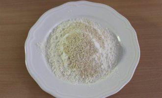 Закуска из баклажанов с нежным соусом