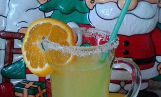 Новогодний витаминный лимонад