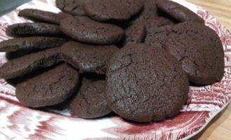 """Печенье """"Шоколадное желание"""""""