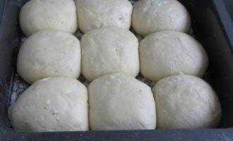 "Лепешки ""Гезлеме"" с мясом и картошкой"
