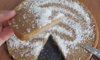 Любимый десерт с гречневой мукой