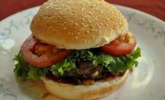 Касабланка бургер