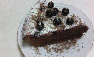 Пирог в деревенском стиле