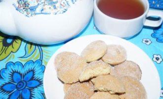 Печенье кукурузное, без масла