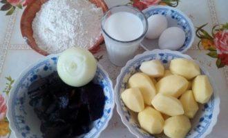 """Вареники с картофелем и грибами """"Самые любимые"""""""