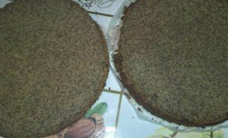 Ореховый торт без муки