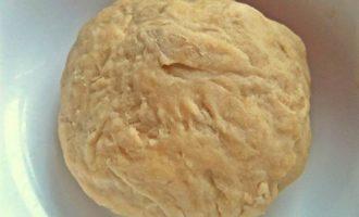 Сырный пирог-рулет