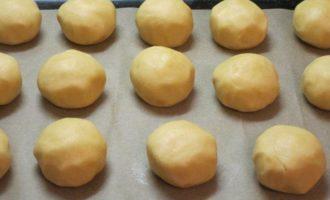 Сдобные хлебцы шакарац