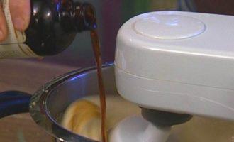 Кофейно-ореховое мороженое