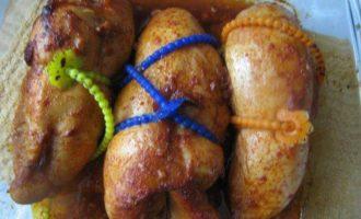 Пастрома из куриной грудки