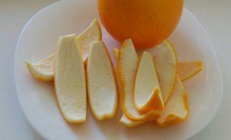 Шоколадно-апельсиновые конфеты